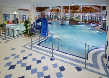 Wellness hotel Patince